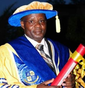 Dr. Godfrey Barigye- Member