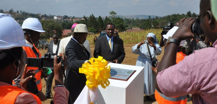 On7th August 2015, HE Yoweri Kaguta Museveni, President of Uganda  officially initiated USJM project